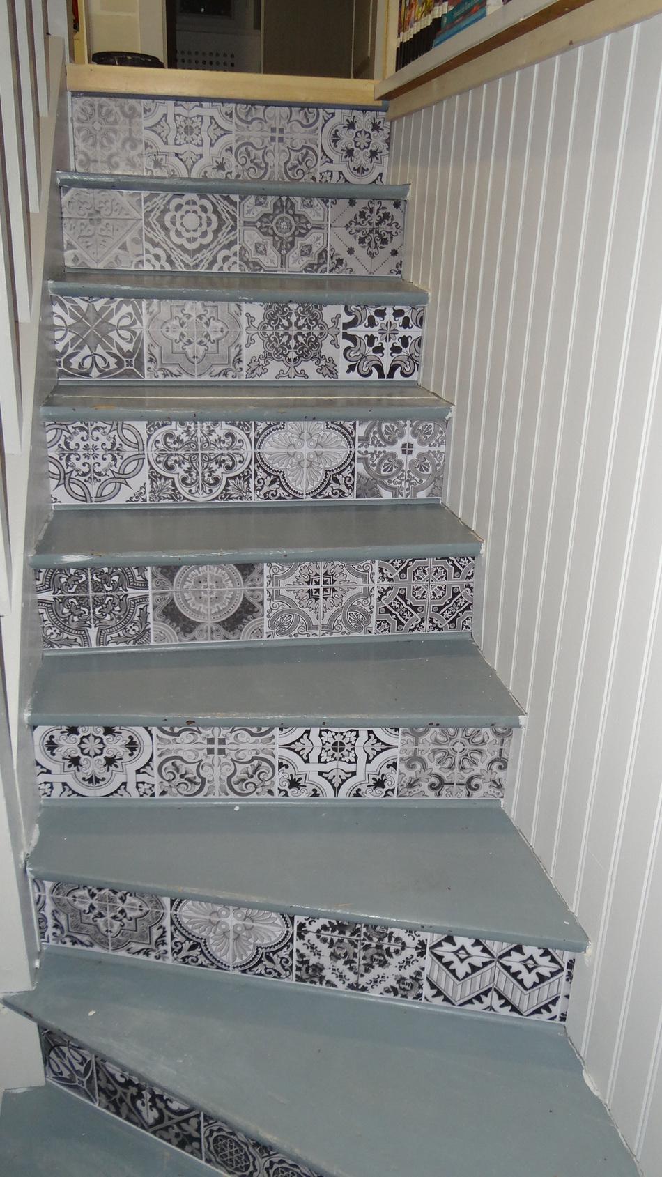 L'escalier et les Toilettes de l'étage (4)