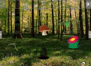 Jouer à Ambient forest escape