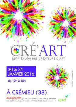 Salon des créateurs Cré'Art 2016