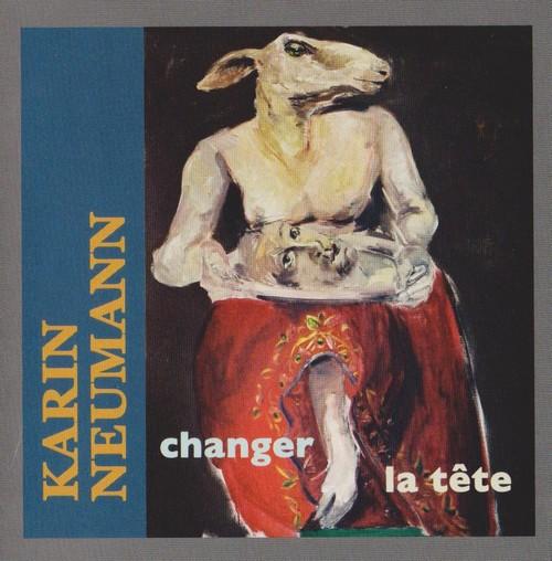 Karin Neumann publie un livre d'art, où ses peintures sont accompagnées  de poèmes de Michel Lagrange...