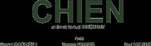 CHIEN - Le film de Samuel Benchetrit avec Vincent Macaigne, Bouli Lanners, Vanessa Paradis en DVD le 18 juillet 2018