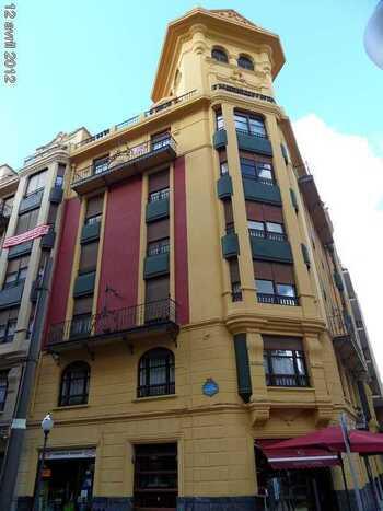 (J8) Gernika / Bilbao 12 avril 2012 (Bilbao suite 3)