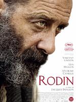 Rodin : A Paris, en 1880, Auguste Rodin reçoit enfin à 40 ans sa première commande de l'Etat : ce sera La Porte de L'Enfer composée de figurines dont certaines feront sa gloire comme Le Baiser et Le Penseur. Il partage sa vie avec Rose, sa compagne de toujours, lorsqu'il rencontre la jeune Camille Claudel, son élève la plus douée qui devient vite son assistante, puis sa maîtresse. Dix ans de passion, mais également dix ans d'admiration commune et de complicité. Après leur rupture, Rodin poursuit son travail avec acharnement. Il fait face au refus et à l'enthousiasme que la sensualité de sa sculpture provoque et signe avec son Balzac, rejeté de son vivant, le point de départ incontesté de la sculpture moderne. ... ----- ...  Origine : français Réalisation : Jacques Doillon Durée : 2h 01min Acteur(s) : Vincent Lindon,Izïa Higelin,Séverine Caneele Genre : Drame Date de sortie : 24 mai 2017 Critiques Spectateurs : 3,6