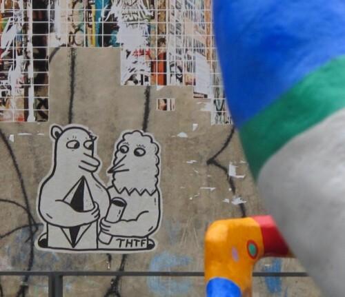 THTF street-art Stravinsky