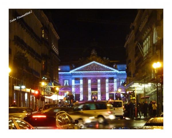 La Bourse Bruxelles