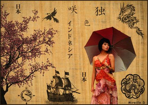 Estampes Japonaises avec Photoshop
