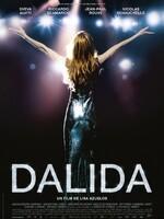 Dalida : De sa naissance au Caire en 1933 à son premier Olympia en 1956, de son mariage avec Lucien Morisse, patron de la jeune radio Europe n°1, aux soirées disco, de ses voyages initiatiques en Inde au succès mondial de Gigi l'Amoroso en 1974, le film Dalida est le portrait intime d'une femme absolue, complexe et solaire... Une femme moderne à une époque qui l'était moins ... Malgré son suicide en 1987, Dalida continue de rayonner de sa présence éternelle. ... ----- ... Origine : français  Réalisation : Lisa Azuelos  Durée : 2h 04min  Acteur(s) : Sveva Alviti,Riccardo Scamarcio,Jean-Paul Rouve  Genre : Biopic,Drame  Date de sortie : 11 janvier 2017  Année de production : 2016  Distributeur : Pathé Distribution  Critiques Spectateurs : 4,1