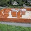 elévation des murs en briques 007