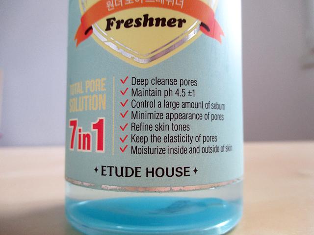 Wonder Pore Freshner - Etude House : Un produit mythique ou non ?