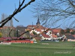 le village de Biblisheim