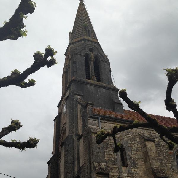 Église de Villedieu