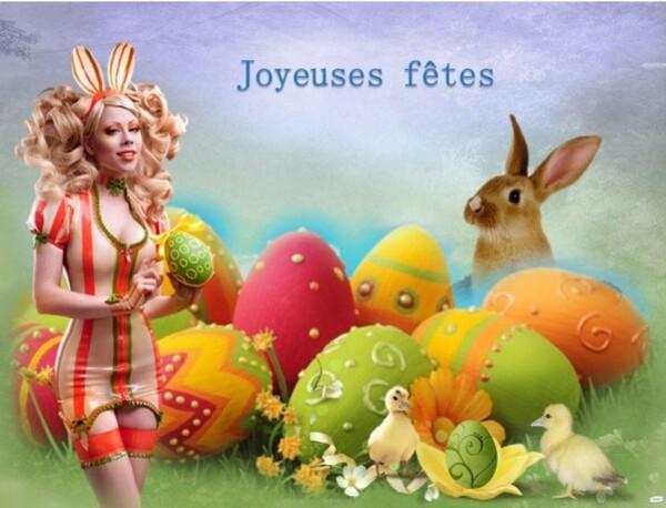 Bientôt Pâques