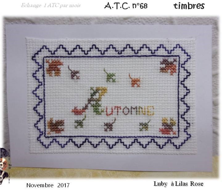 """ATC """"Timbres"""" - Ronde n°1"""