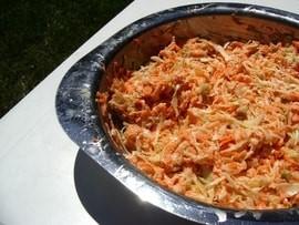 Cuisine : Coleslaw