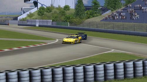 Team Corvette Racing Corvette C6R