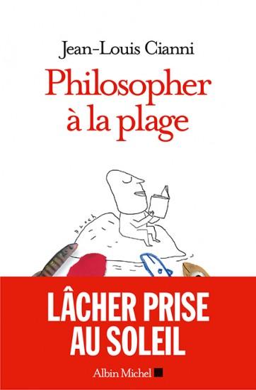 Philosopher à la plage - Jean-Louis Cianni