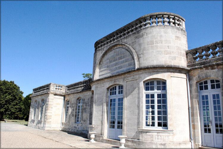 Vues du château de la citadelle (Bourg sur Gironde)