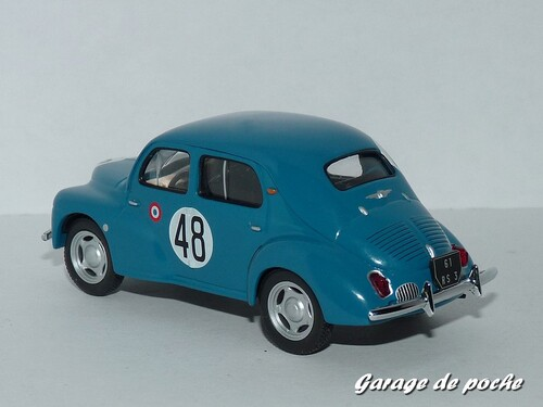 4cv Le Mans 1950