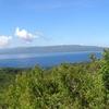 Vue sur l'île de Cebu
