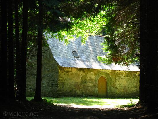 chapelle notre dame de lorette plumelec
