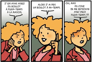 """""""Les nanas"""", sujet de Marie-Alice - La suite des amies !"""