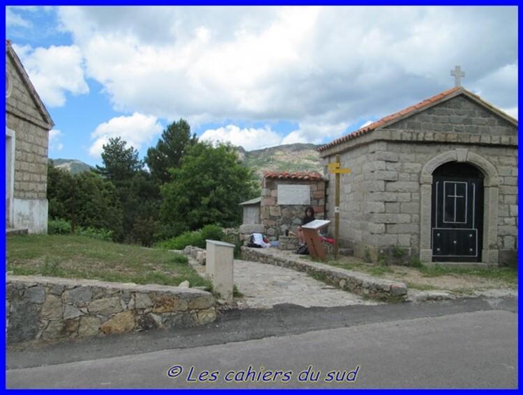 Corse 2016 Ota-Evisa par les gorges de la Spelonca
