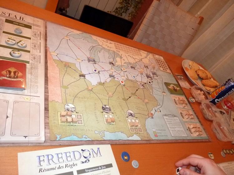 Freedom (début)