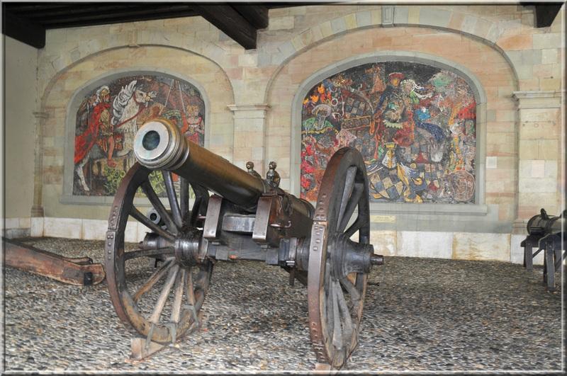 canons de Genève