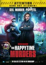 AfficheThe Happytime Murders