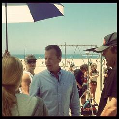 "Sur le tournage ""On the set"" Touch S2"