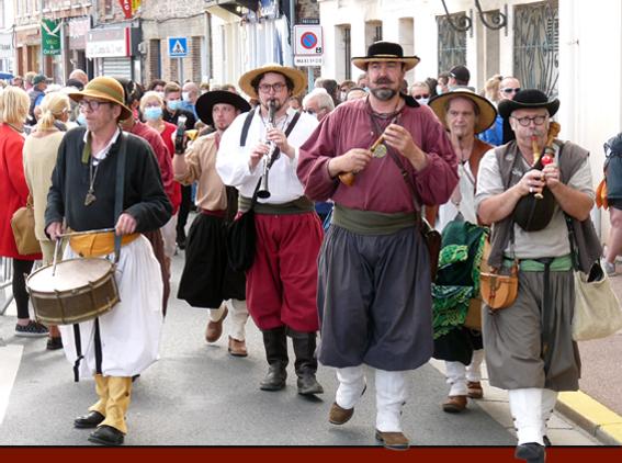 La Banda Tchok - Troupe festive bretonne