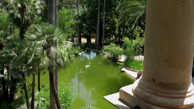 majorque - Bunyola - les jardins d'Alfabia