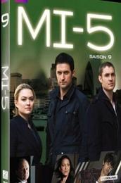 DVD MI5 S9