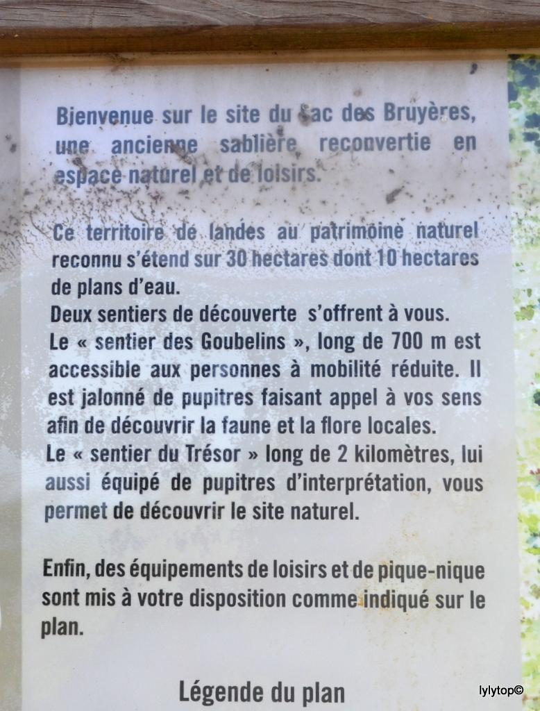 Le lac de Bruyère à Millières (1)