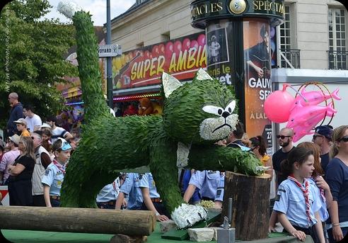 Rambouillet : La 118ème fête du Muguet (2)