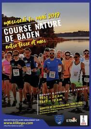 Courses nature Baden - Mercredi 1er mai 2019
