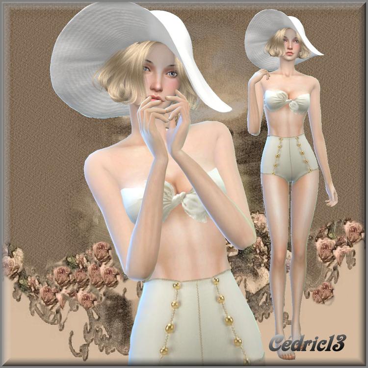 TS4 Sim: Clara