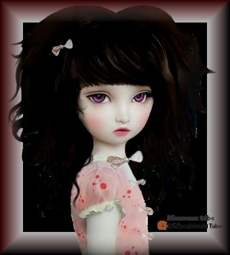 Tubes dolls 2962