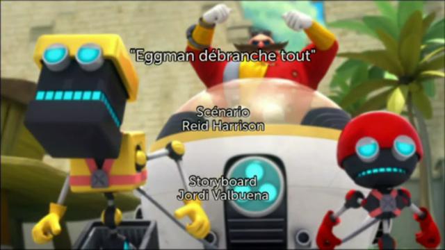 Eggman débranche tout