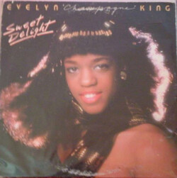Evelyn ''Champagne'' King - Sweet Delight - Complete LP