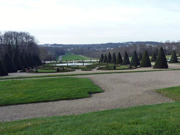 La coulée verte et le Parc de Sceaux avec G13