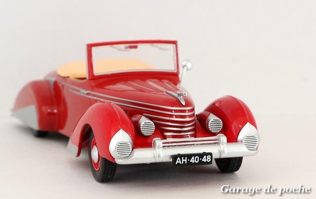 Citroën Traction 11 BL cabriolet Clabot (1947)