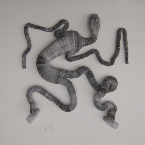 Les sculptures-élastiques de Li Hongbo