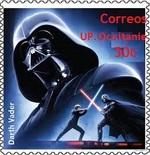 La poste occitane publie des timbres en hommage à Star Wars !