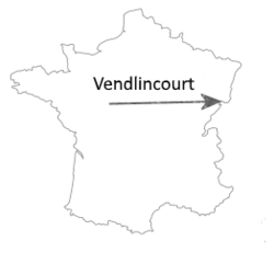 Etangs de Vendlincourt