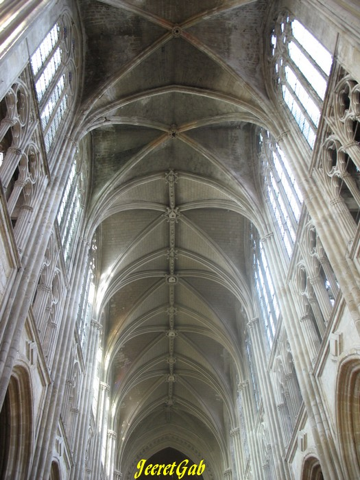 Tours: cathedrale st Gatien-6