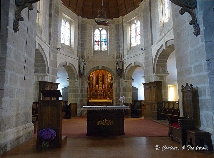 Barfleur - l'église