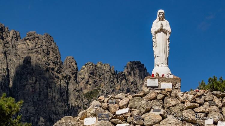 Corse : Notre-Dame des Neiges