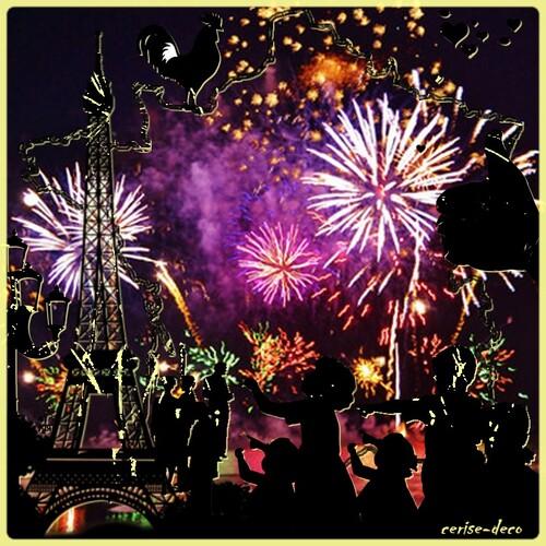 14 juillet ou fête nationale