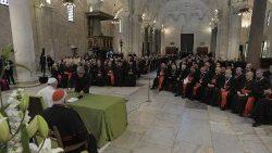 Le Pape François exhorte à faire de la Méditerranée un espace de résurrection